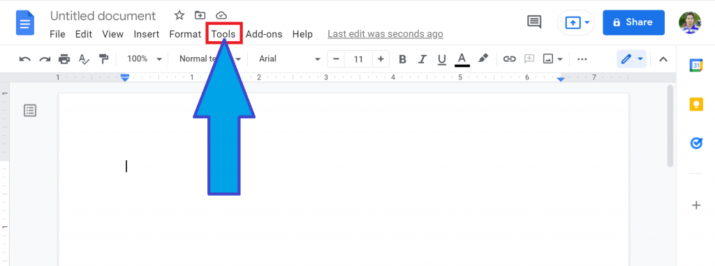 1 How To Turn Off Automatic Capitalization In Google Docs