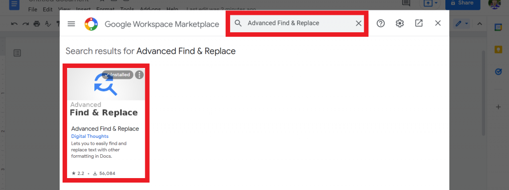 3 Method 3 Using Advanced Find & Replace.